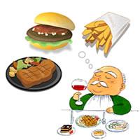 食生活の欧米化ががんの一因